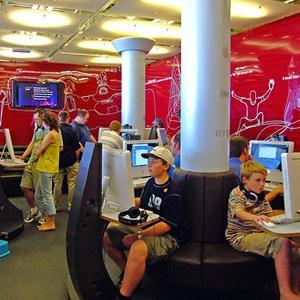 Интернет-кафе Большой Мартыновки
