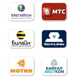 Операторы сотовой связи Большой Мартыновки