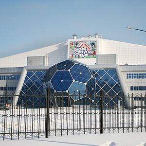 Спортивные комплексы Большой Мартыновки