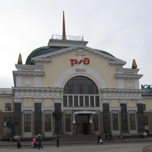 Железнодорожные вокзалы Большой Мартыновки